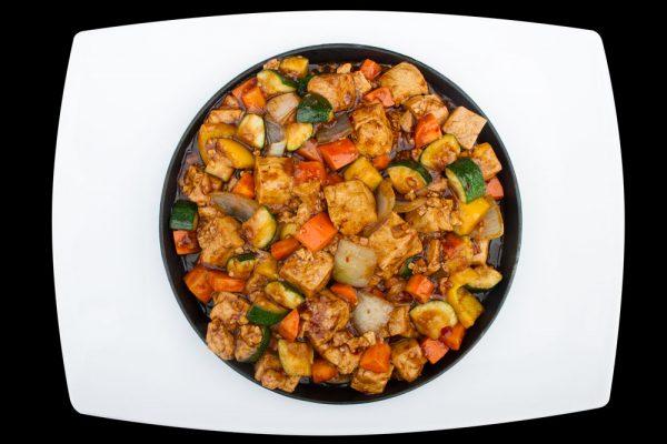 mamami tofu the wok
