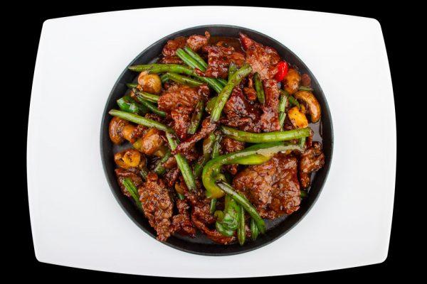 cyn beef the wok